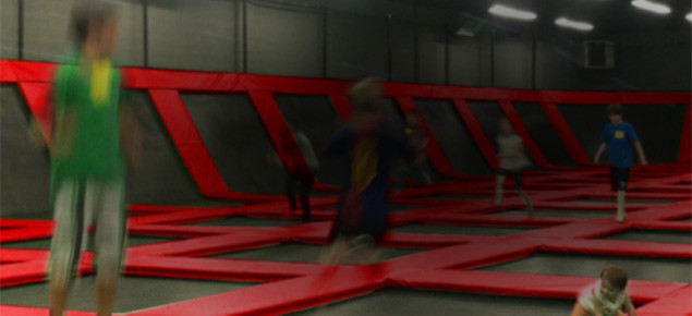 The best trampoline park software solution