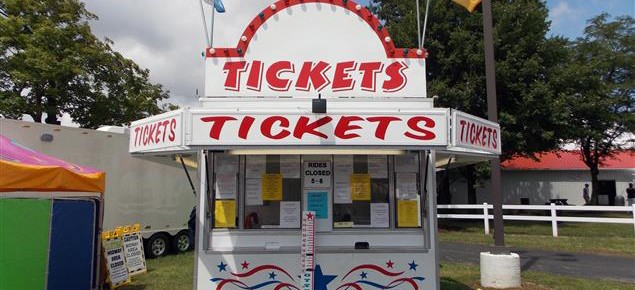 Sell tickets directly from your website